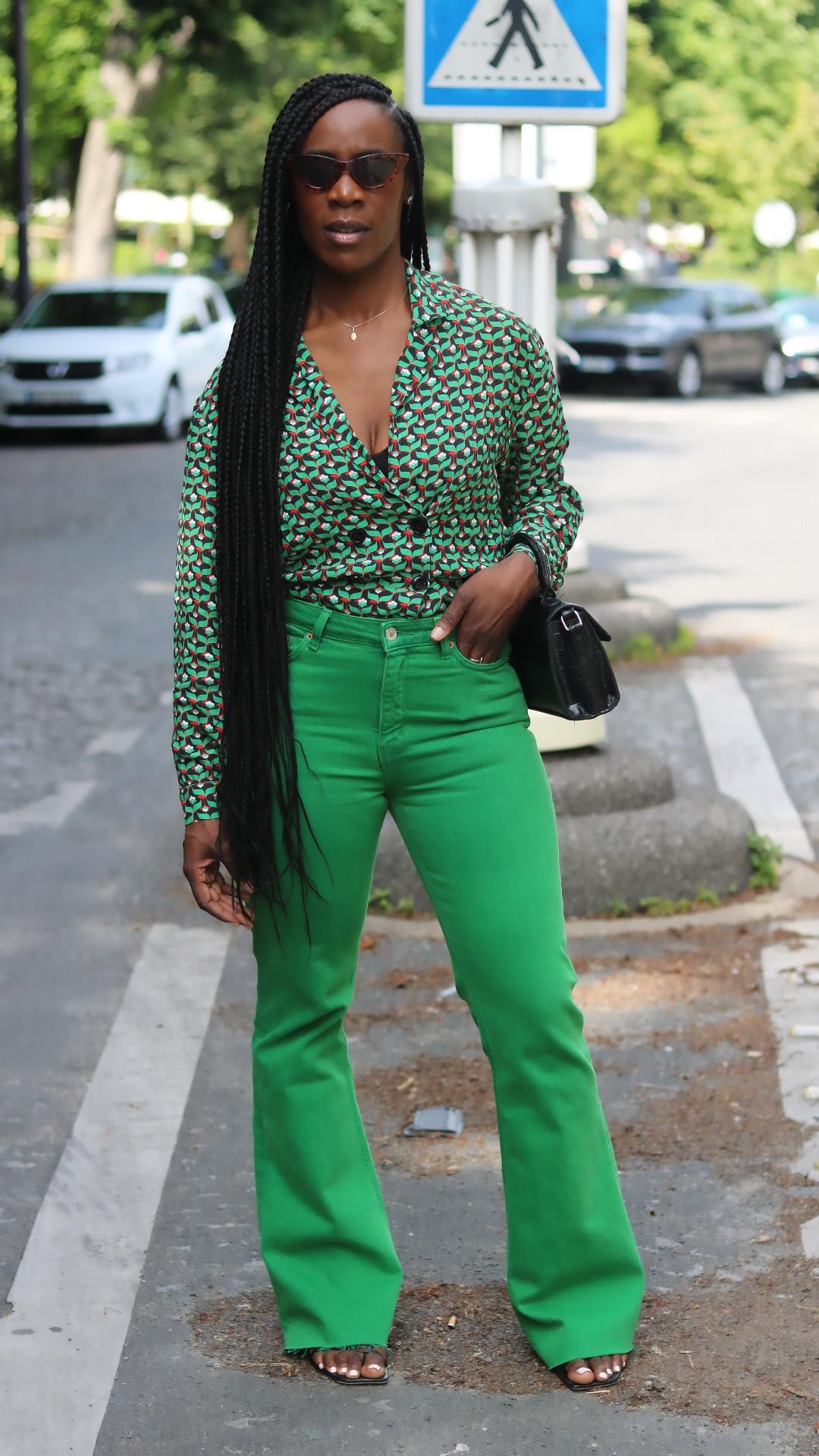 Green peace💚